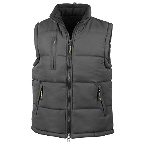 Result Ultra padded bodywarmer Black