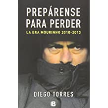 Preparense Para Perder = Prepare to Lose (NB NO FICCION)
