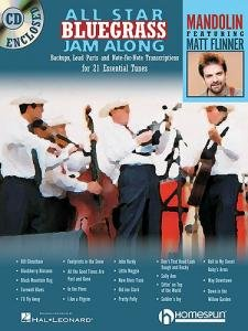 All Star Bluegrass Jam Along–Mandoline