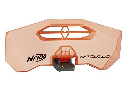 Nerf N-Strike Elite Modulus Schutzschild - Zubehör für alle Blaster mit Tactical Rail -