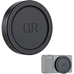 Bouchon Objectif pour RICOH GR III GR II - Métal Capuchon Cache Objectif