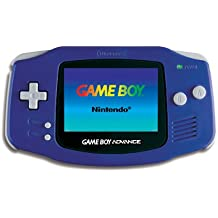 GameBoy Advance - Konsole #Purple - Lila