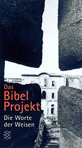 Das Bibel Projekt, Die Worte der Weisen Kassette mit 12 Bänden (Bibel-kassette)
