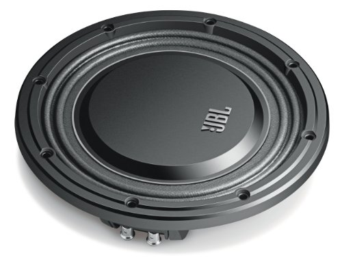 JBL MS10 Subwoofer mit superflachem Korpus 4 Ohm