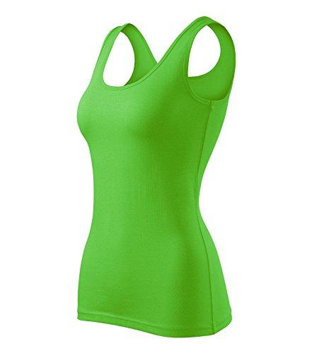 Adler T-Shirt Damentop Triumph Top Größe und Farbe wählbar - (XXL, apfelgrün) -