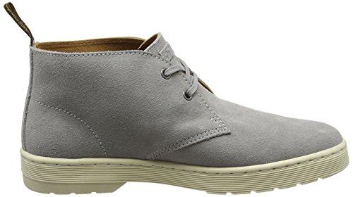Dr. Martens Herren Cabrillo Chukka Boots Grau (Mid Grey Hi Suede Wp)
