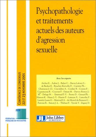 psychopathologie-et-traitements-actuels-des-auteurs-d-39-agression-sexuelle