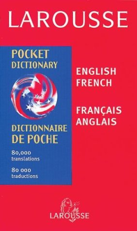 Larousse Pocket Dictionary French English/English French par Harry Ritchie