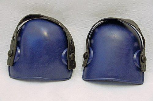 Buy One Get One libre de goma flexible rodilleras Adujustable seguridad protectores de correas