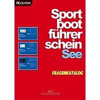 Sportbootführerschein See. Fragenkatalog. CD-ROM ab Win 95/Mac OS X