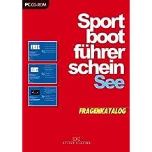 Sportbootführerschein See. Fragenkatalog. CD-ROM ab Win 95/Mac OS X 10.2