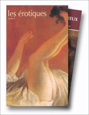 LES EROTIQUES TOME 1 COFFRET 2 VOLUMES : LE PORTIER DES CHARTREUX. VENUS DANS LE CLOITRE