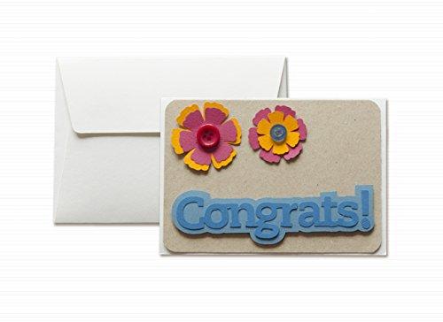 congrats-fiori-bottoni-biglietto-dauguri-formato-105-x-15-cm-vuoto-allinterno-ideale-per-il-tuo-mess