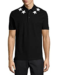 3f8dbca3a4b Givenchy Polo en Coton pour Homme - Noir