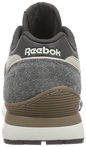 Reebok Gl 6000 Nd, Baskets Homme Gris (grau (requin / Charbon / Pierre De Sable / Taupe / Craie / Noir))