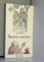 Sacrees sorcières de Roald Dahl