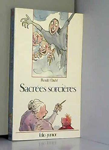 Sacrees sorcières