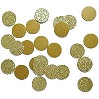 Konfetti golden glitter (handgemacht Konfetti)
