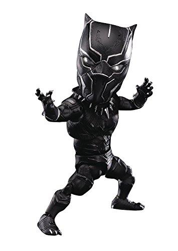 Beast Kingdom Captain America: Bürgerkrieg: Ei Attack eaa-033schwarz Panther Action Figur
