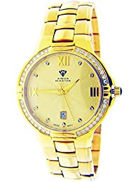 AQUA MASTER W#306YG - Reloj de pulsera hombre