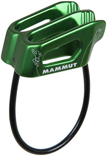 Mammut Erwachsene Sicherungsgerät Crag Light Belay, Green, One size, 2210-01101-4047