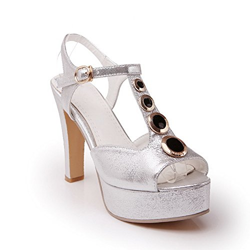 Adee , Sandales pour femme silver