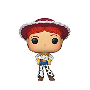 Funko Pop Jessie (Toy Story 4 – 526) Funko Pop Disney