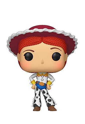 Funko 37393 POP! Vinyl: Disney: Toy Story 4: Jessie Sammelbares Spielzeug, Mehrfarben