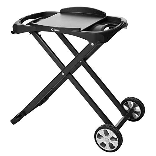 Carrello per Barbecue Grill QLIMA PC/PG10 Trolley per Modelli Qlima PG e PC