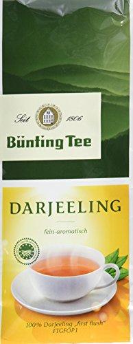 Bünting Tee Darjeeling, 250 g lose