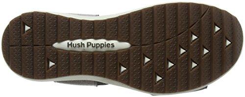 Hush Puppies Josu Azalea, Sandali con Cinturino alla Caviglia Donna Multicolore (Gun Metal Metallic)