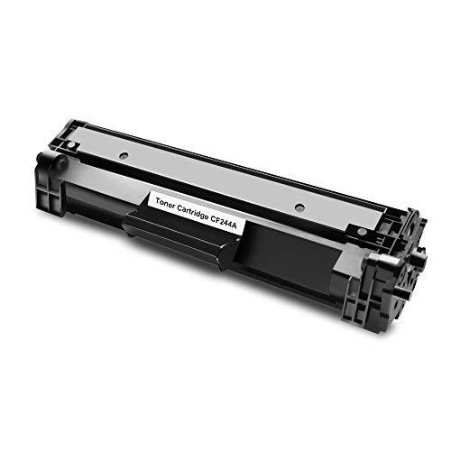 Beone® di ricambio per hp cf244a 44a cartuccia toner compatibile con hp laserjet pro m15a m15w, hp laserjet pro mfp m28a m28w stampanti (nero, 1pezzi)