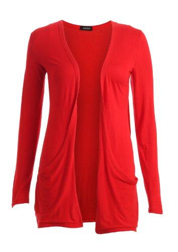 Fashion-4-Less-New-Womens-Long-Sleeves-Plus-Size-Boyfriend-Ladies-Cardigans-Top-Jumper-SM-ML