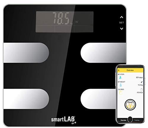 SmartLab Fit W - Báscula Digital análisis Corporal