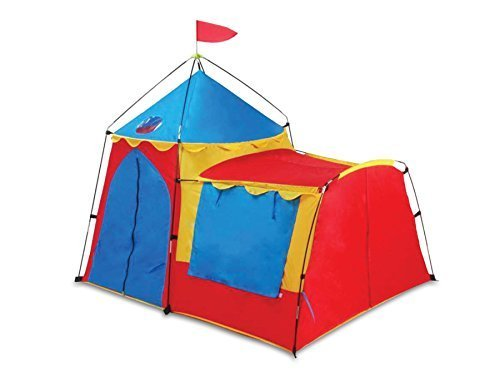 Giga The Knights Tower Kids Play Tent (5 x4-Feet x 50-Inch(H)) by Giga Tent