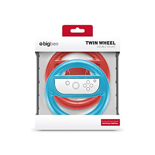 Bigben Interactive Joy-Con Wheel Volant Console Compatible:Nintendo Switch