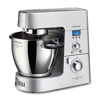 Kenwood-Cooking-Chef-KM-070-Kchenmaschine-Induktions-Kochsystem-8-Geschwindigkeitsstufen-inkl-Dampfgareinsatz-Mixaufsatz-Multi-Zerkleinerer-und-verschiedenen-Rhrelementen