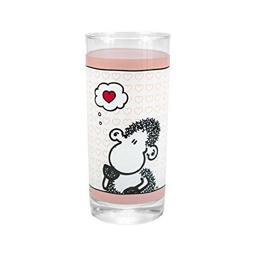Sheepworld 42695 Trinkglas
