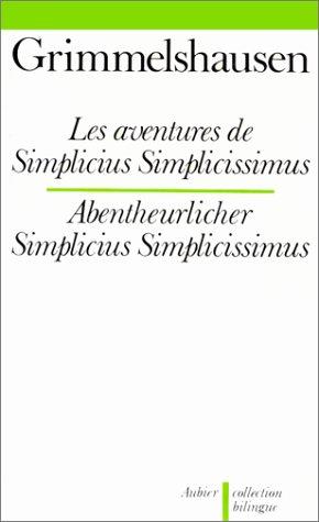 Les Aventures De Simplicissimus [Pdf/ePub] eBook