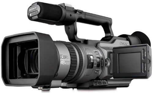 Sony DCR-VX2100 miniDV Profi-Camcorder mit 3CCD