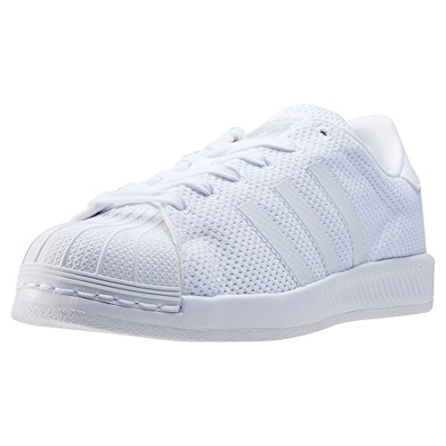 brand new 77b2c 74d90 adidas Superstar Bounce By1589, Scarpe da Ginnastica Basse Unisex-Bambini,  Bianco (White ...