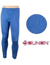 Thermo Unterhose in 2er-Pack - 5 Farben verfügbar 7,Blau