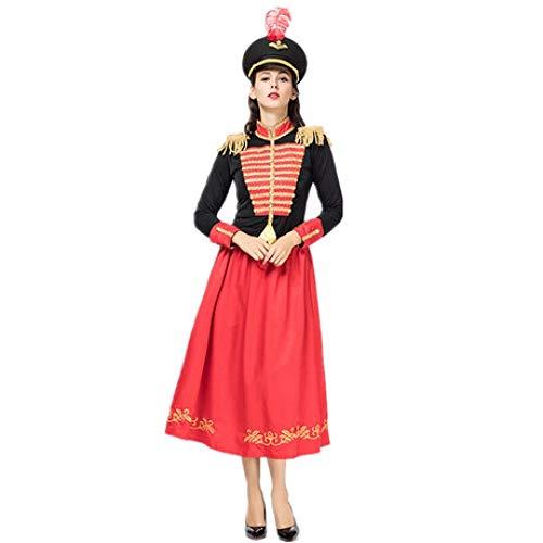 Yyihan cosplay costume, schiaccianoci con quattro re vestito amazzone anime gioco uniforme cosplay trucco di halloween del costume del partito palco spettacolo in costume