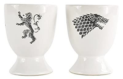 Game of Thrones Egg Cups (Set of 2) - All Sigils
