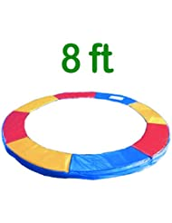 Greenbay Trampoline Remplacement coussin de protection pour trampoline 6FT 8FT 10FT 12FT 13FT 14FT