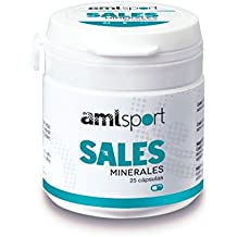 Amlsport Sales Minerales - 25 caps.