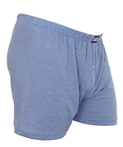 3er Pack Herren Boxershorts bis Übergröße Nr. 437 - Farben können variieren (XXXL, Mehrfarbig) - 2
