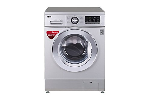 LG 7 KG INVERTER DIRECT DRIVE 6 MOTION FRONT LOAD WASHING MACHINE FH0G6QDNL42