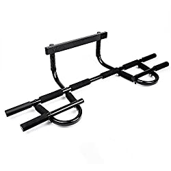 Pull Up Bar, Sportneer Multi-grip Chin-up Doorway Trainer For Home Gym
