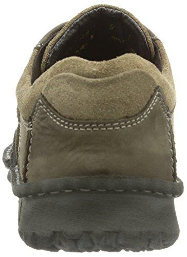 Josef Seibel 14520, Chaussures de ville homme Gris - Grau (vulcano/taupe 651)